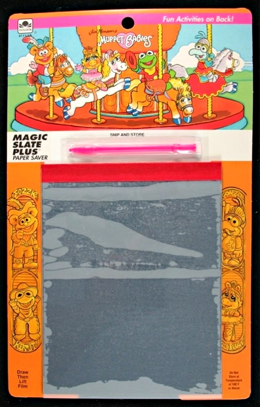 Muppet Babies Magic Slates | Muppet Wiki | FANDOM powered by