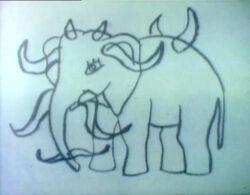 Toon-ElephantDrawing