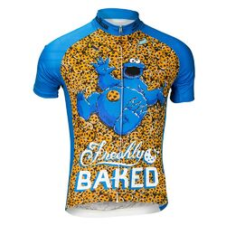 Brainstorm jersey Cookie Monster front