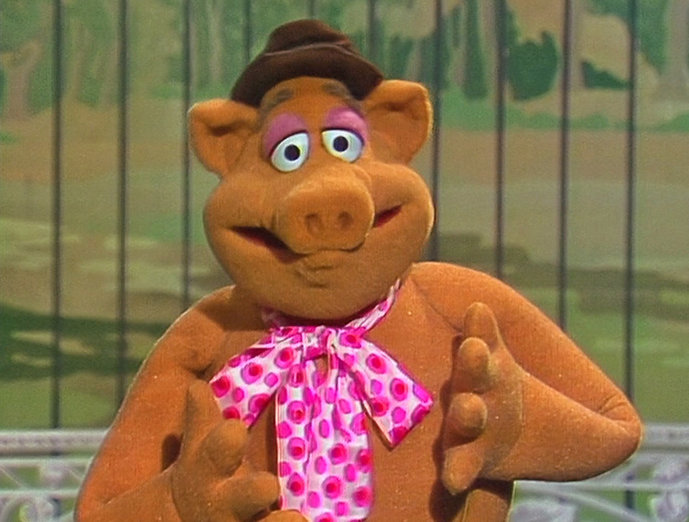 Fozzie Pig | Muppet Wiki | FANDOM powered by Wikia Wanted Man Bear Pig