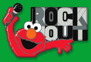 Elmo Rock Out starter kit pin
