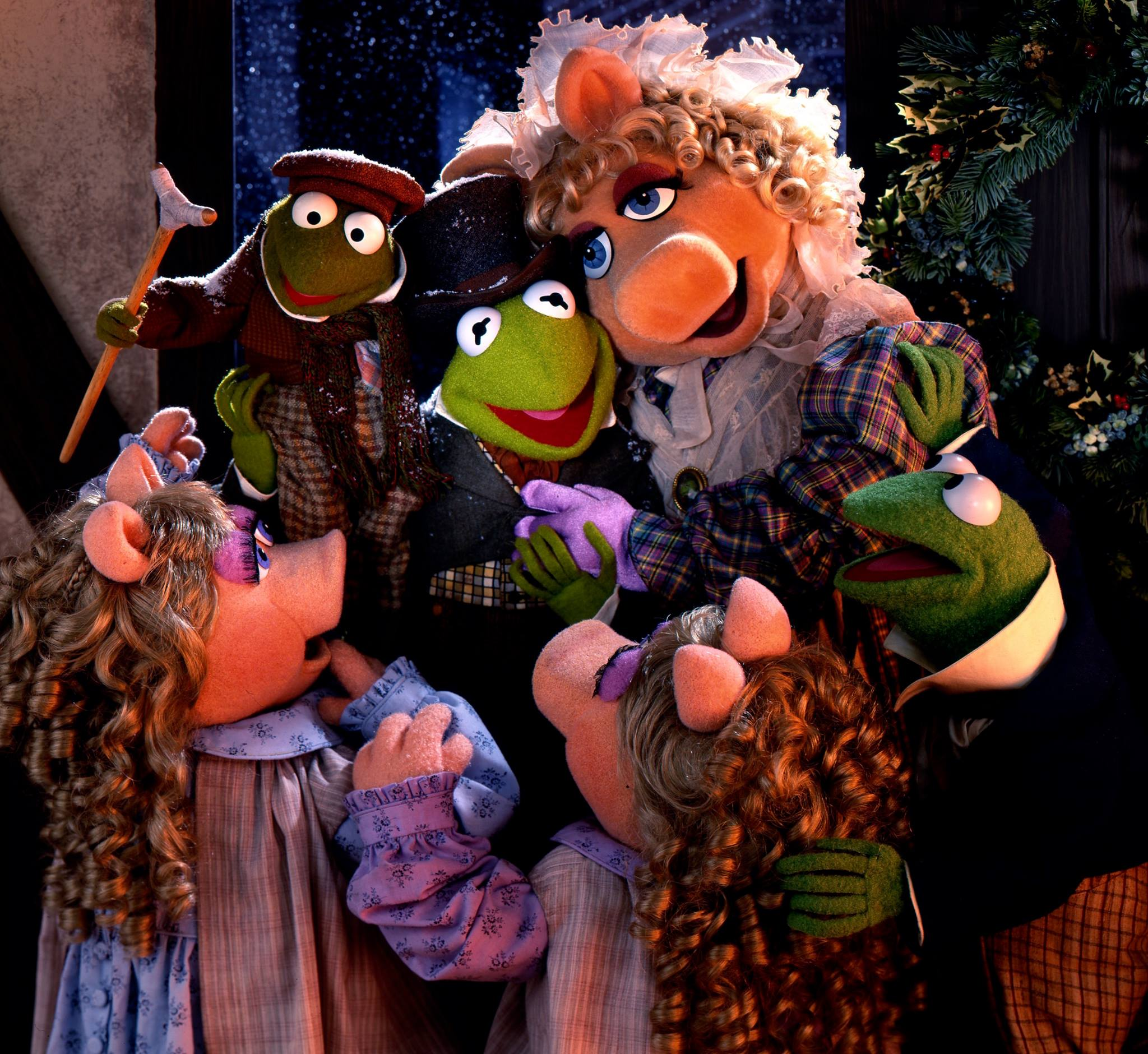 Image result for muppet cratchits