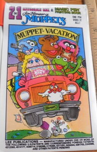 Muppet vacation