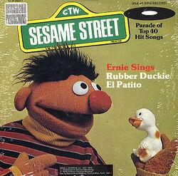 Rubber Duckie Song Muppet Wiki Fandom Powered By Wikia