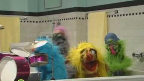 Sesame Street Fur Jam Don't Waste the Water