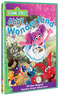 Abby in Wonderland Original DVD