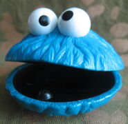 Avatar Cookie Monster castanets 2