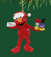 Sesame Street Christmas ornaments (American Greetings) | Muppet ...