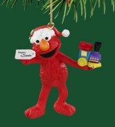 """CarltonElmoTrainMini. CarltonElmoTrainMini. 2006 """"Elmo Loves Christmas"""""""