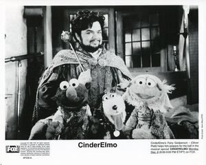 CinderElmo Press Photo Oliver Platt FOX TV