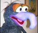Gonzo photo puppet replica