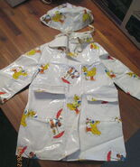Jc penney bird raincoat 1