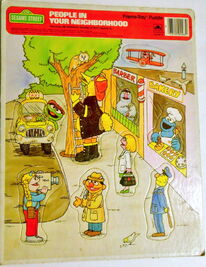 People in Your Neighborhood 1988 Puzzle