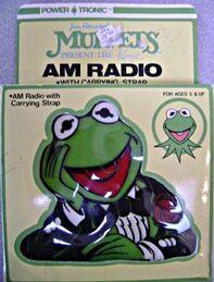 PowerTronic1984KermitTuxRadio