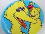 Sesame Street buttons (Femic)