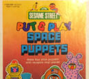 Put & Play Space Puppets