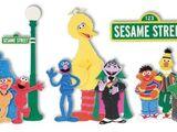 Sesame Street scrapbook accessories