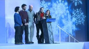 SundanceFilmFestival2011-BeingElmo-SpecialJuryPrize-Acceptance