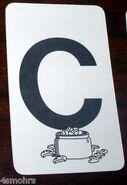 Alphabet cards 06