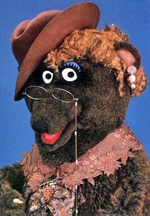 Flo Bear | Muppet Wiki | FANDOM powered by Wikia