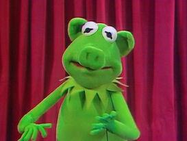 Kermit the Pig