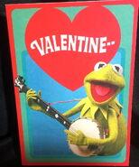 Hallmark 1981 valentine card 1