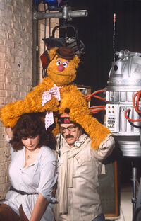Louise and Frank with Fozzie and MAMMA TMS407