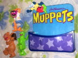 Muppet magnets (Giftco)