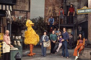 Sesame Street season 3 cast