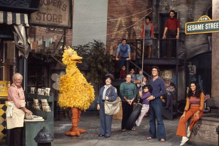 Sesame Street season 3 cast
