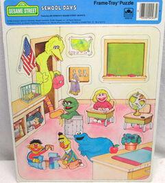 1984 merrigold frame tray school days