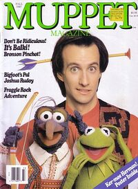 Muppet Magazine issue 20