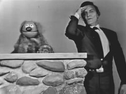 Rowlf And Jimmy Dean Dog Day