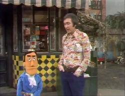 Sesame street bob and prince charming