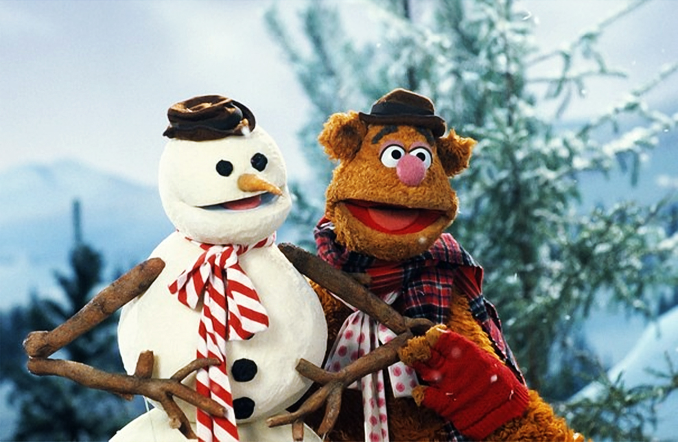 Muppet Christmas.The Snowman Muppet Wiki Fandom Powered By Wikia