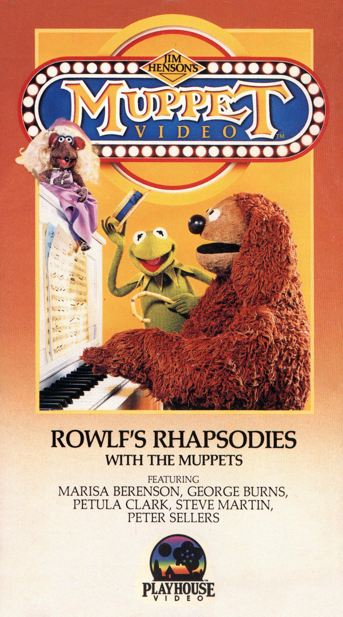Rowlf's Rhapsodies with the Muppets | Muppet Wiki | FANDOM