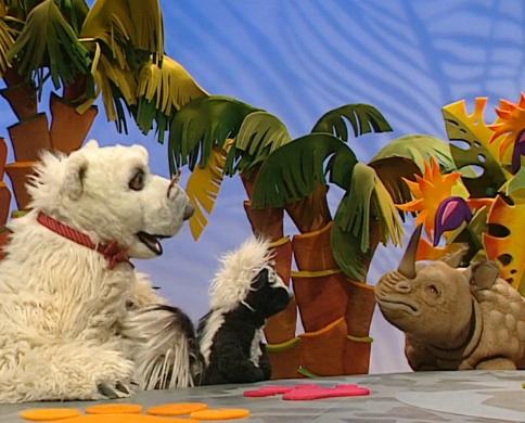 Episode 111: Gorilla & Rhino | Muppet Wiki | FANDOM powered