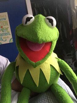 Kermit's smile