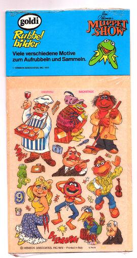MuppetShowGoldiRubbelbilder-1981-4of4