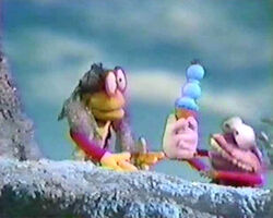 Muppet time ice cream