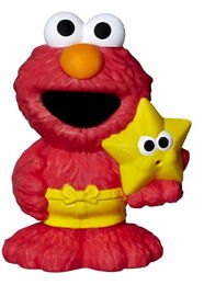 Playskool 2015 bath squirters elmo