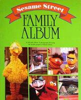 Sesame family album book