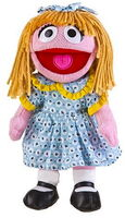 Sesame place plush prairie dawn 9