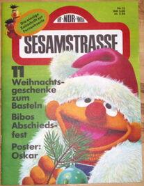Sesamstrasse magazine 12