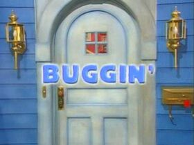 01 Buggin' Title Display