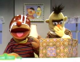 Ernie-Northwestern