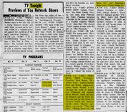Jimmy Dean Muppets - St Cloud Times (Saint Cloud, Minnesota) Sep19 1963