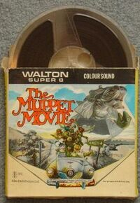 Muppet movie super 8mm