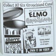 Sbarro 1999 elmo in grouchland premium can 1