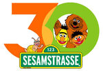 Sesamstrasse-30Jahre-Logo